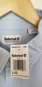 Camisa Timberland Original - Hombre Oferta !!