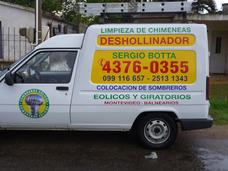 Deshollinador Piriapolis Y Punta Del Este