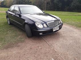 Mercedes-benz Clase E 2.7 E270 Cdi Elegance At 2002