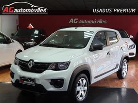 Renault Kwid Life 2019 Service Oficial - Inmaculado!