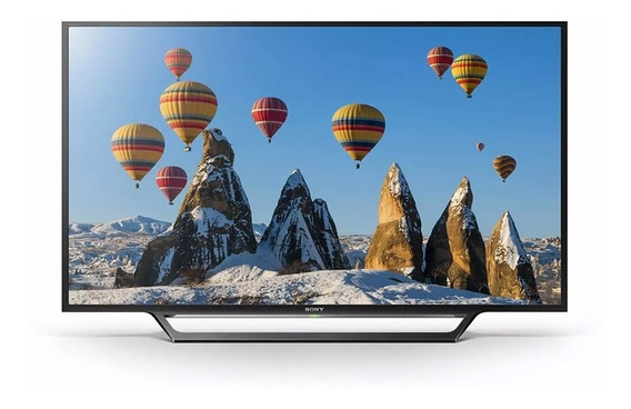 Tv 48 Sony Serie W Smart Kdl-48w655d 2k Netflix