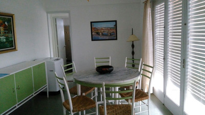 1 Dormitorio Frente A La Mansa C/garage!(ca124)