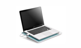 Cooler Notebook Deeocool N2 Kawaii Blanco