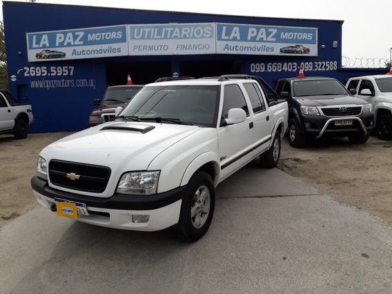 Chevrolet S10 2.8 4x4 Dc L 2007 Nueva Inpecable