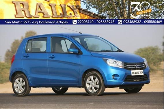 Suzuki Celerio Todos Sus Modelos Entrega U$s6000 Y Ctas