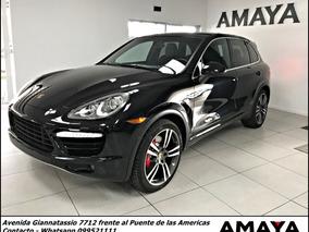 Porsche Cayenne 3.6 Turbo Unica En El Pais !! Amaya Motors