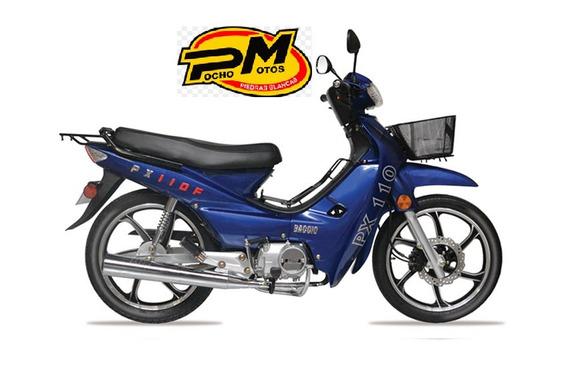Pollerita Px110 F P110 Blitz C110 Casco Empa Y Financiacion!