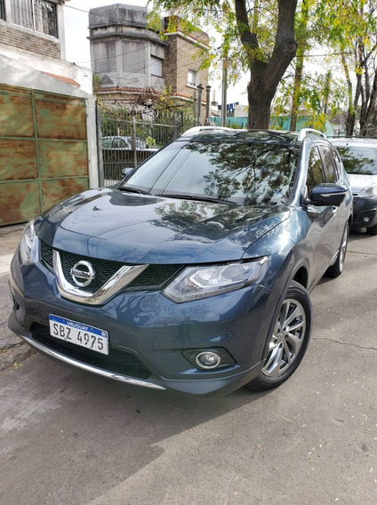 Nissan X-trail 2.5 Exclusive 3 Row Mt