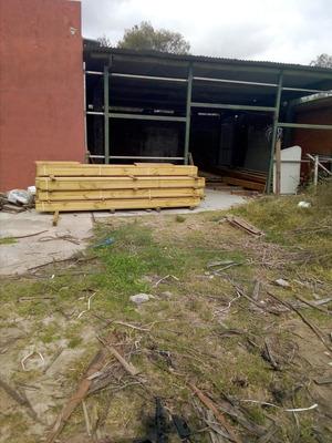 Vendo Barraca De Maderas Tratadas Con Producto Ecologico
