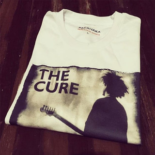 Remera The Cure / Pacamaka Remeras
