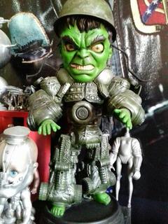 Hulk, Unico! Comics Historietas