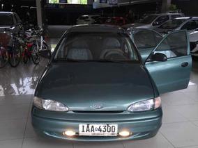 Hyundai Accent 1.5 Gls 4dr 1996