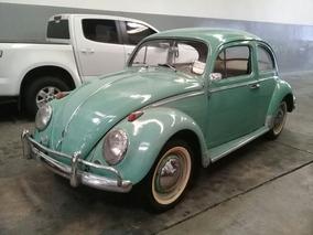 Volkswagen Fusca Año1963 / 1200cc/ Original De Fabrica