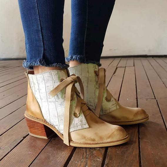 Calzado De Cuero Uruguayo