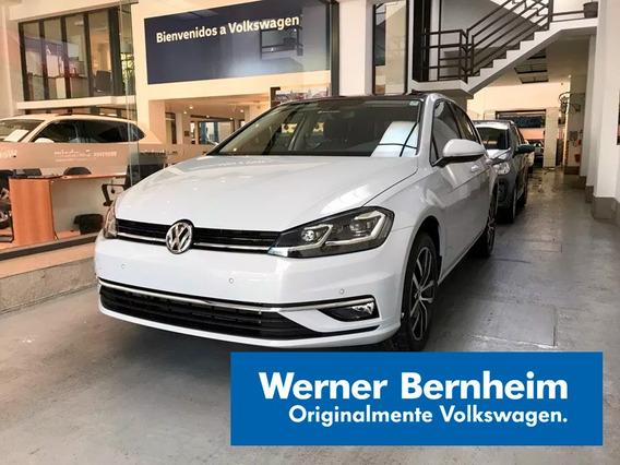 Volkswagen Golf Dsg Automático Blanco 0km - Werner Bernheim