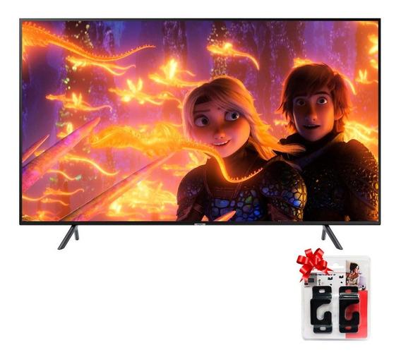 Tv 65 Samsung Smart Sintonizador 4k Wifi Uhd 65nu7100 Dimm