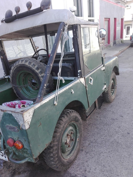 Jeep Land Rover Serie 1 Año 1951