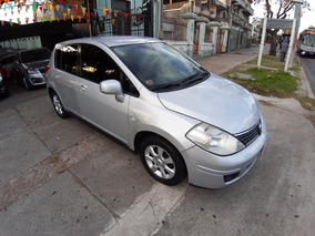 Nissan Tiida Full Impecable Estado!!! ((mar Motors))
