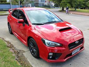Subaru Wrx, Kit Sti, Manual,color Pure Red, 268cv, Nuevo.