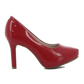 Mercado Rojo Soriano Calzados Uruguay Zapatos De En Libre Mujer YmIfg6vb7y