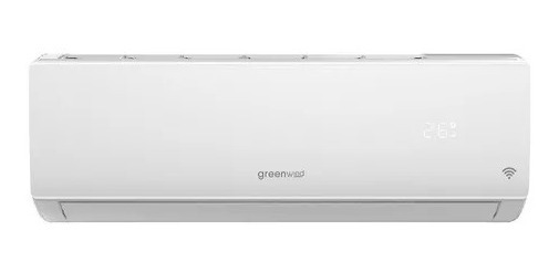 Aire Acondicionado Greenwind Inverter 12000 Btu Wifi