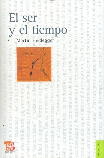 El Ser Y El Tiempo - Heidegger