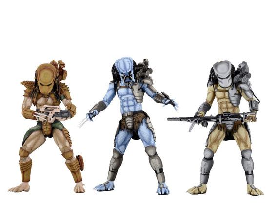 Neca Figura De Accion - Alien Vs Predator Arcade 7 - C/u