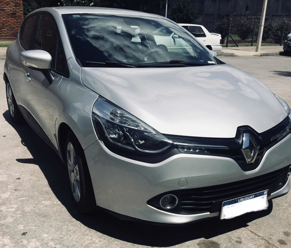 Renault Clio 1.2 Iv Expression 2015