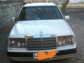 Mercedes-benz Clase E W 124