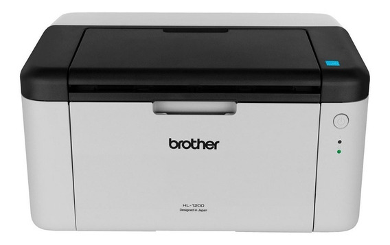 Impresora Laser Brother Hl-1200 Monocromatica Usb Con Toner