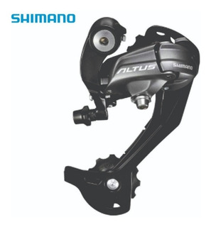 Cambio Bicicleta Shimano Altus M370 6v 7v 8v 9v 27v Tuuy