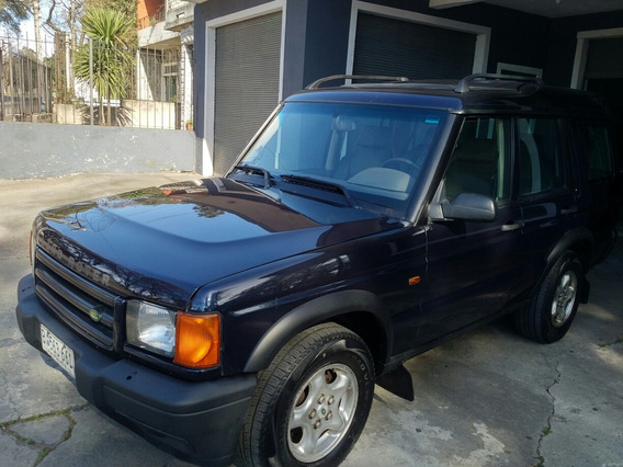 Land Rover Discovery Diesel 2,5 At 4x4