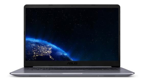 Ultrabook Asus Vivobook A12 Quad Core 8gb Ssd 128gb 15.6 Fhd