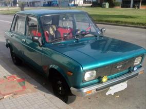 Fiat Europa 128 Sedan 4 Puertas