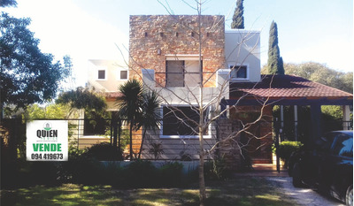 Gran Casa En Real De San Carlos Colonia A 200mts Rambla