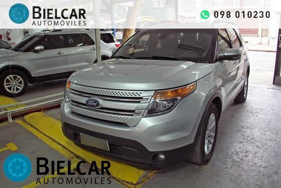 Ford Explorer Xlt V6 3.5 2012 Excelente Estado