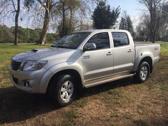 Toyota Hilux 3.0 Cd Sr C/ab Tdi 171cv 4x2 - B3 2014