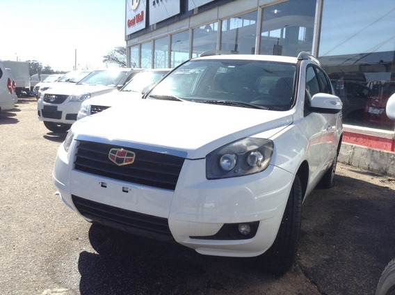 Geely Emgrand Ex7 1.8 Mt 2016