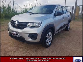 Amaya Renault Kwid Zen 2018 Único Dueño Con 34.000 Km Divino