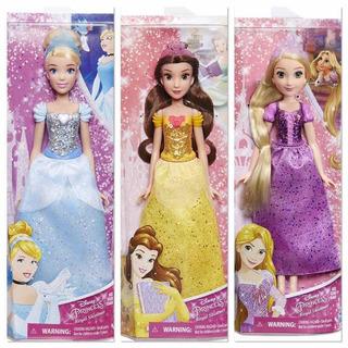 Muñeca Disney Princesas Originales