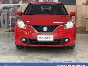 Suzuki Baleno Gl 2019 Rojo 0km