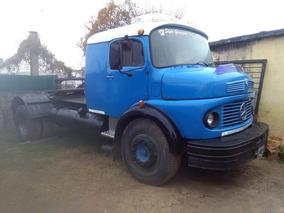 Mercedes Benz 1114 Tractor Con Motor 1620