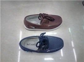 Zapato Angus Niño Nautico
