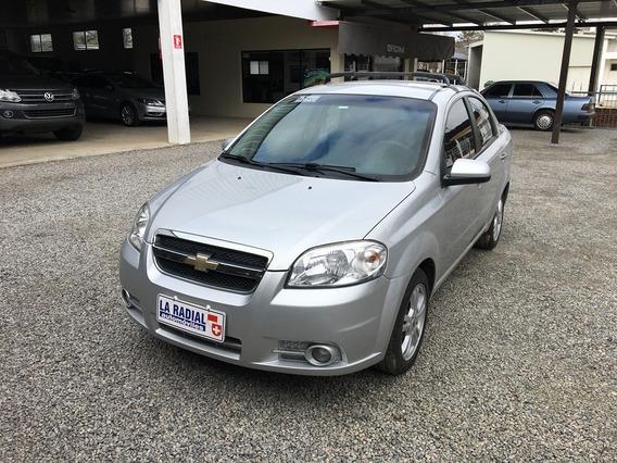 Chevrolet Aveo Lt Año 2014
