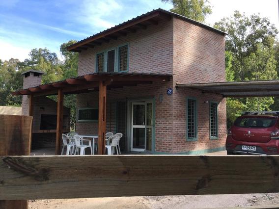 Cabaña Santa Ana-dpto Colonia-a Estrenar