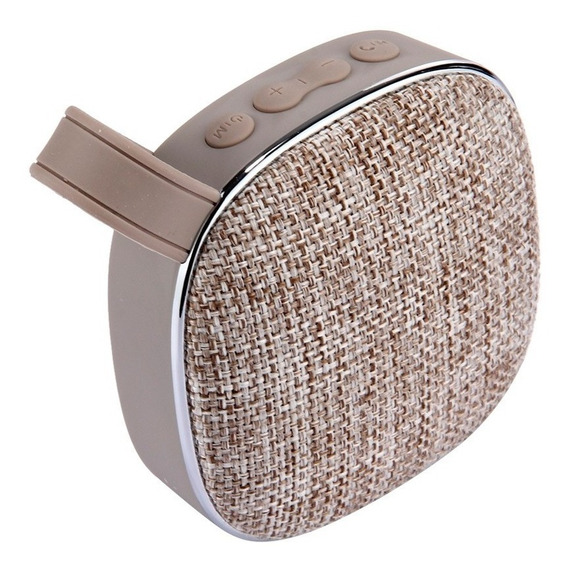 Parlante Bluetooth X25 Portable 3w Rms Mic Microsd Aux Loi