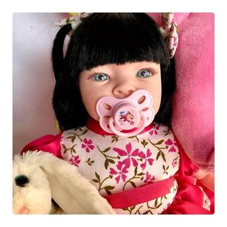 Muñeca Bebe Tipo Reborn Realista- Hakunna Shopp