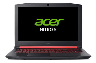 Notebook Acer Gamer Nitro Core I5 Gtx 1050 - Outlet - Netpc