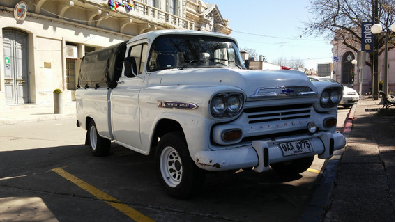Chevrolet Apache Año 1959 31
