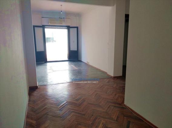 Alquiler De Apartamento Pocitos Con Patio Y Garage